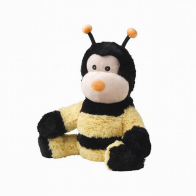 Warmies Microwavable Heat Pack Cozy Plush Bumble Bee