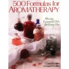 500 Formulas for Aromatherapy
