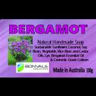 Bergamot Natural Soap