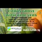 Citrus Grove with Aloe Vera Natural Soap