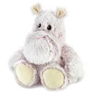 Warmies Microwavable Heat Pack Cozy Plush Marshmallow Hippo