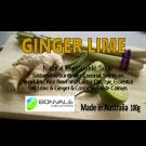 Ginger Lime Natural Soap 100 grams