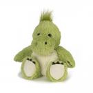Warmies Microwavable Heat Pack Cozy Plush Green Dinosaur