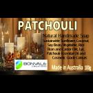 Patchouli Natural Soap 100 grams