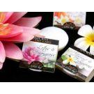 Soy Wax Scent Cake (Tahitian Gardenia & Coconut)